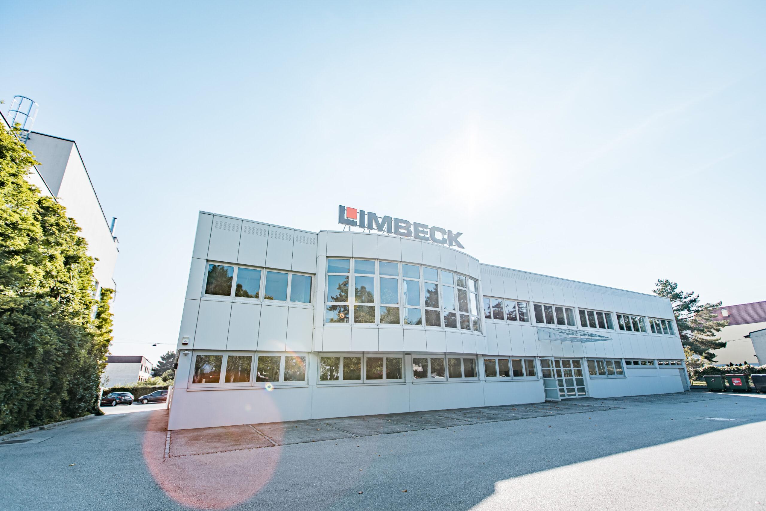Die LIMBECK Firmenzentrale in der Ganghofergasse 22 in 1110 Wien