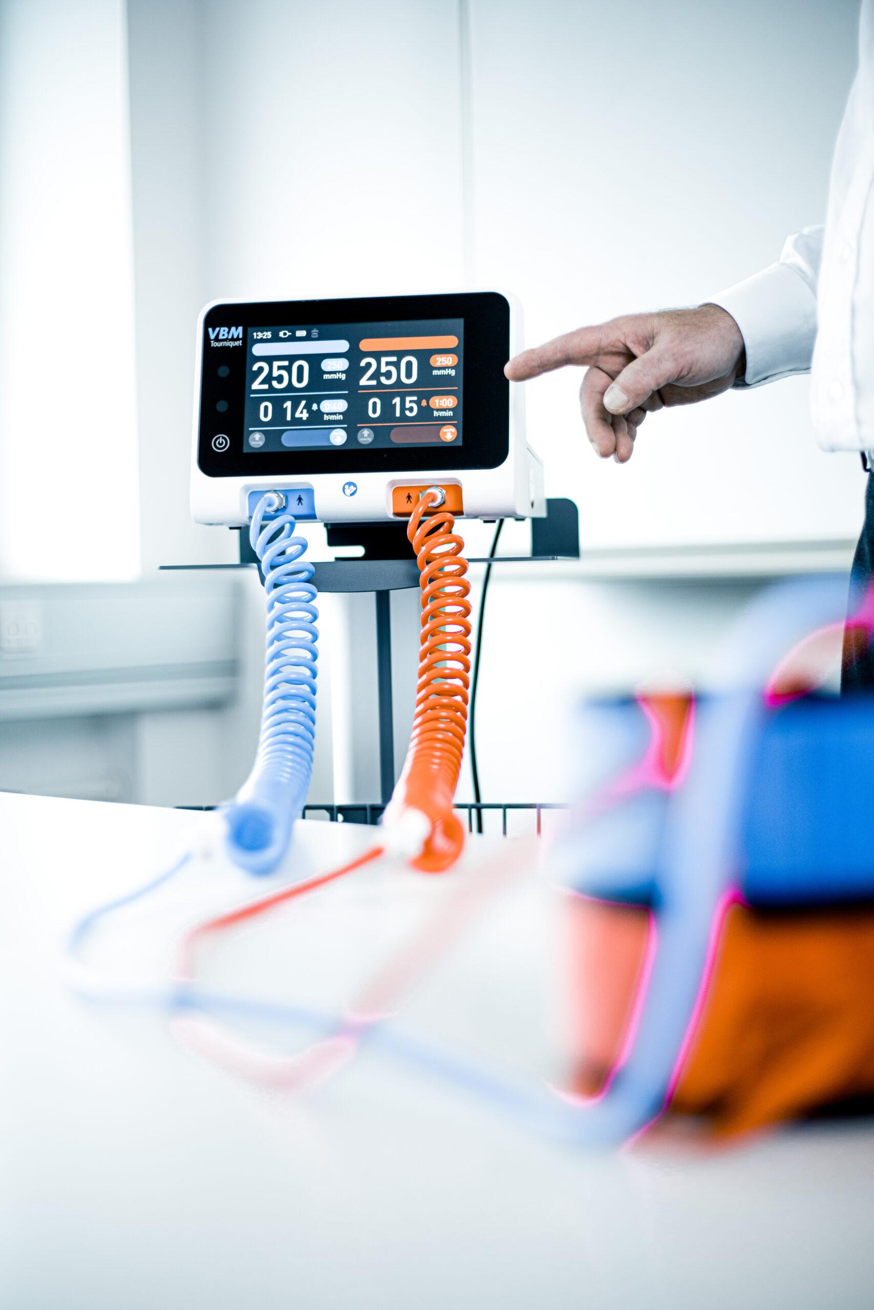 Innovative Medizinprodukte bei LIMBECK